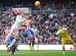 Bale köpft Real in Führung