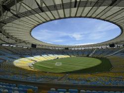 Estadio Maracaná de Río de Janeiro, emblema del fútbol brasileño. (Foto: Getty)