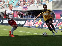 Leipzigs Ligaeinstand bleibt torlos