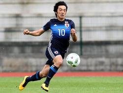Shoya Nakajima könnte bald den Weg in die Bundesliga finden