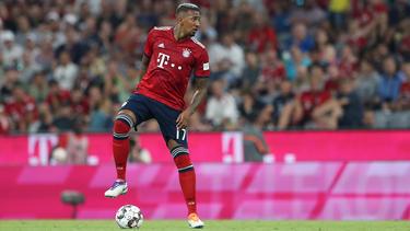 Jerome Boateng steht noch immer beim FC Bayern unter Vertrag