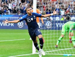 Francia estrena estrella en su camiseta tras el Mundial. (Foto: Imago)