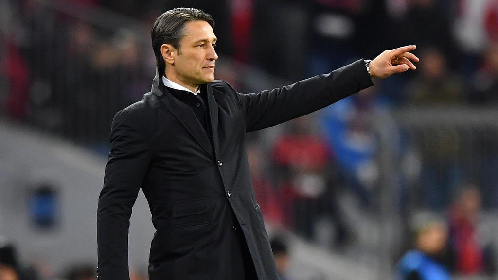 Niko Kovac und die Bayern sind aus der Spur geraten