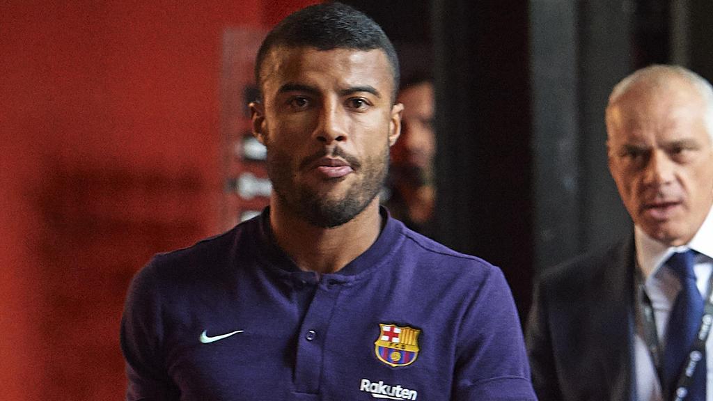 Rafinha wird dem FC Barcelona etwa sechs Monate ausfallen