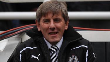 Peter Beardsley ist nicht mehr Trainer bei Newcastle United