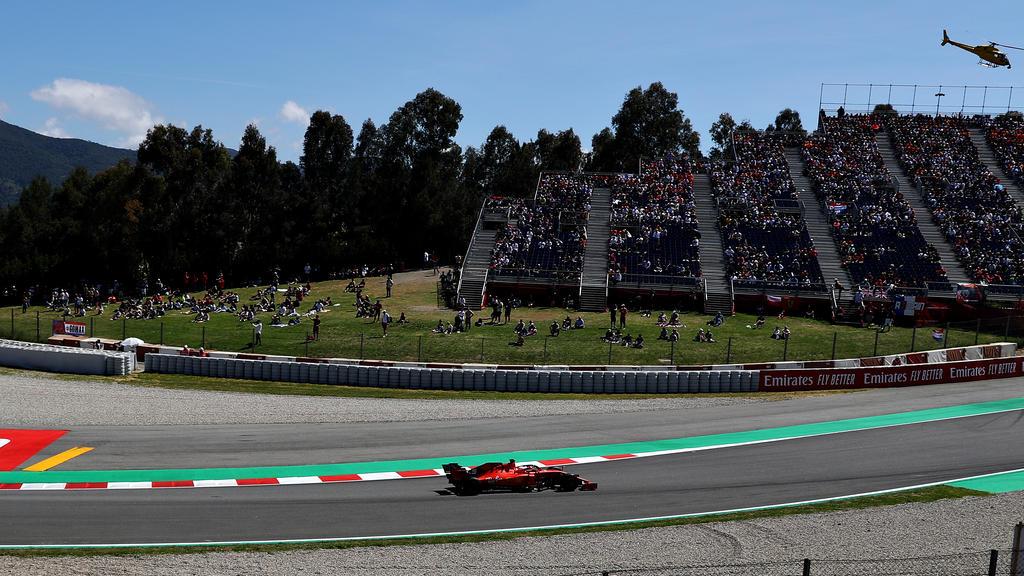 Warum war Sebastian Vettel am Samstag langsamer als bei den Tests?