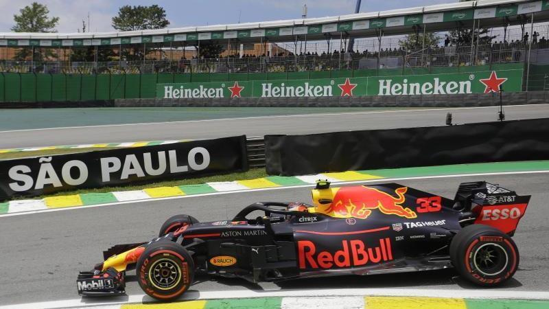 São Paulo bemüht sich um eine Verlängerung des Formel-1-Vertrages
