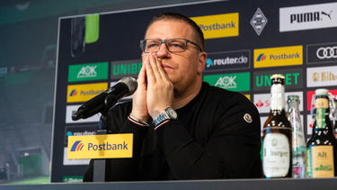 Gladbach-Manager Max Eberl arbeitet an weiteren Transfers