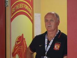 Luiz Felipe Scolari verlängert bei Guangzhou Evergrande