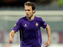 Joan Verdú con la camiseta de la Fiorentina en 2015. (Foto: Getty)