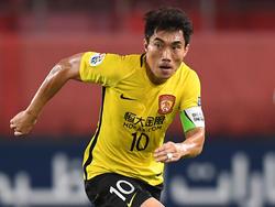 Zheng Zhi wurde für vier Ligaspiele gesperrt