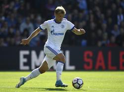 El nuevo jugador del Sevilla llega cedido por el Schalke. (Foto: Getty)
