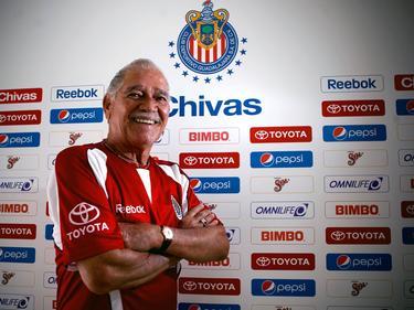 Salvador Reyes gab mit 71 Jahren sein Comeback im Profifußball