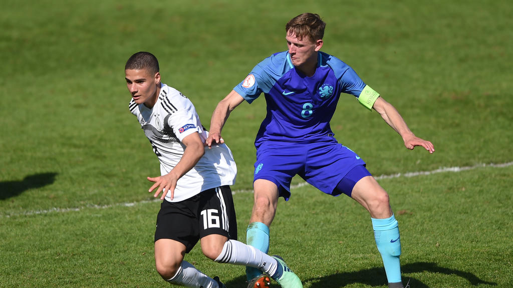 Can Bozdogan ist deutscher Junioren-Nationalspieler