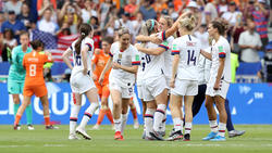 Die USA setzten sich im Finale gegen die Niederlande durch