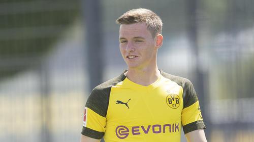 Sergio Gómez kehrt im Sommer zum BVB zurück