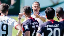 Eintracht Frankfurt nimmt den FC Flora nicht auf die leichte Schulter