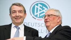 Die Anklage gegen Wolfgang Niersbach und Theo Zwanziger wird zugelassen