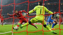 Robert Lewandowski traf für den FC Bayern schon häufiger gegen Oliver Baumann