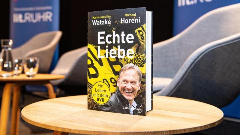 BVB-Boss Hans-Joachim Watzke stellte unlängst sein Buch vor
