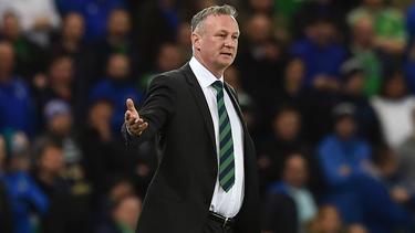 Michael O'Neill wird Trainer des englischen Zweitligisten Stoke City