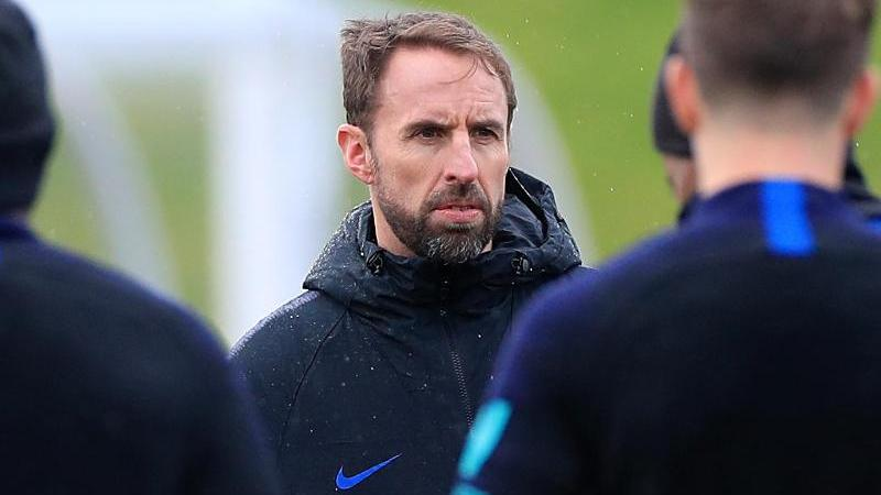 Englands Trainer Gareth Southgate blickt nach vorn: Ein Punkt fehlt nur noch für das EM-Ticket