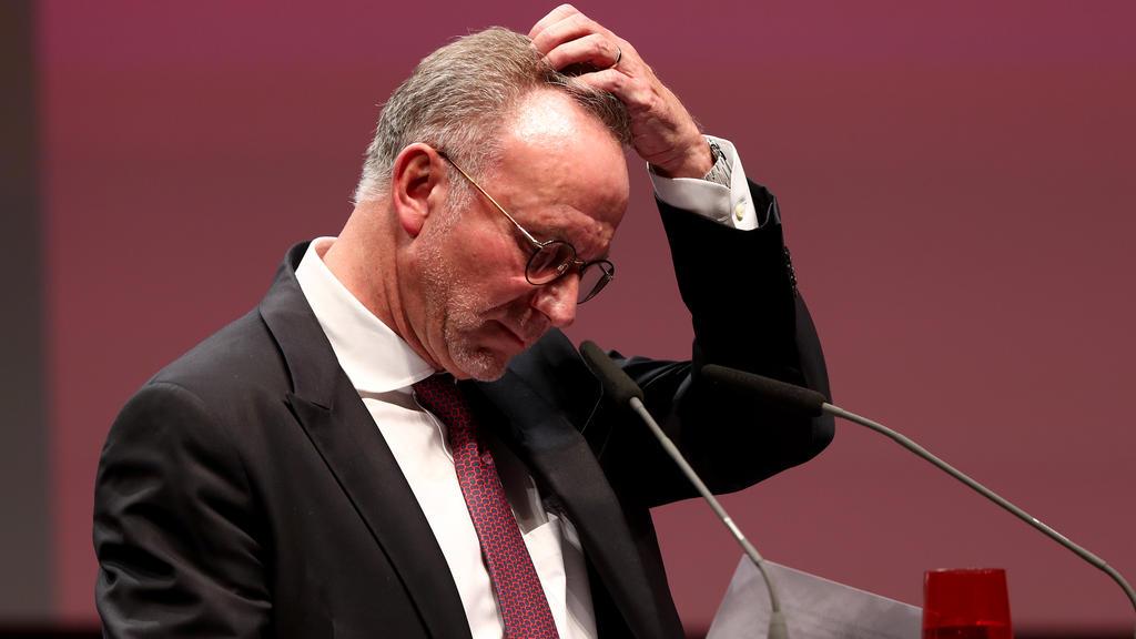 Bayern-Boss Karl-Heinz Rummnigge hat sich zum DFL-Soli geäußert