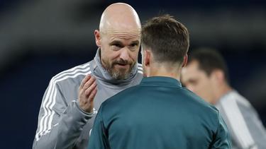 Wird als Trainer des FC Bayern gehandelt: Erik ten Hag