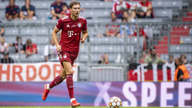 Leon Goretzka hat sich mit dem FC Bayern noch nicht einigen können