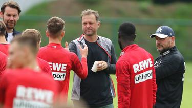 Jörg Jakobs ist aktuell Interims-Sportchef beim 1. FC Köln