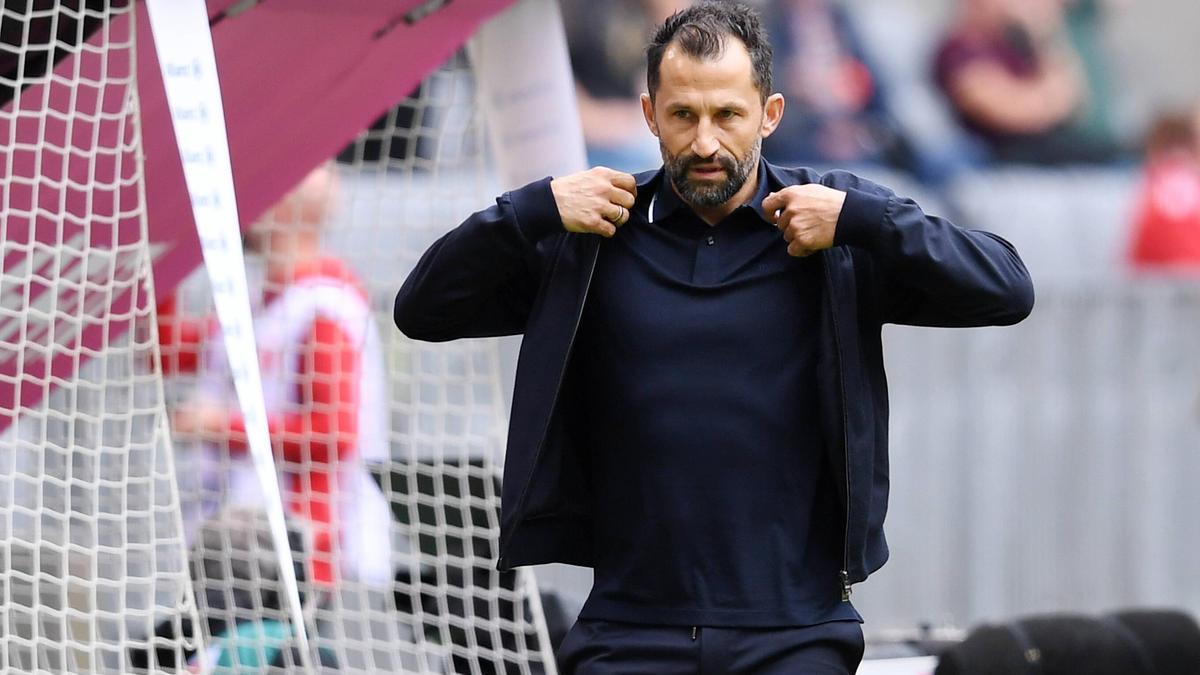 Sorgte für neuen Zoff zwischen dem FC Bayern und dem BVB: Hasan Salihamidzic