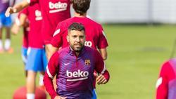 Auch Jordi Alba wird beim FC Barcelona Gehaltseinbußen hinnehmen