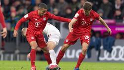 Geht es für Thiago und Müller beim FC Bayern weiter?