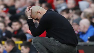 Trauert um seine Mutter: ManCity-Teammanager Pep Guardiola