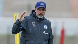 David Wagner muss mit seinen Schalkern schnell die Kurve kriegen