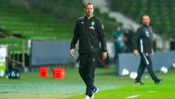 Florian Kohfeldt spielte mit Werder am Donnerstagabend torlos 0:0