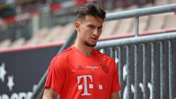 Nicolas Kühn hat einen festen Vertrag beim FC Bayern unterschrieben