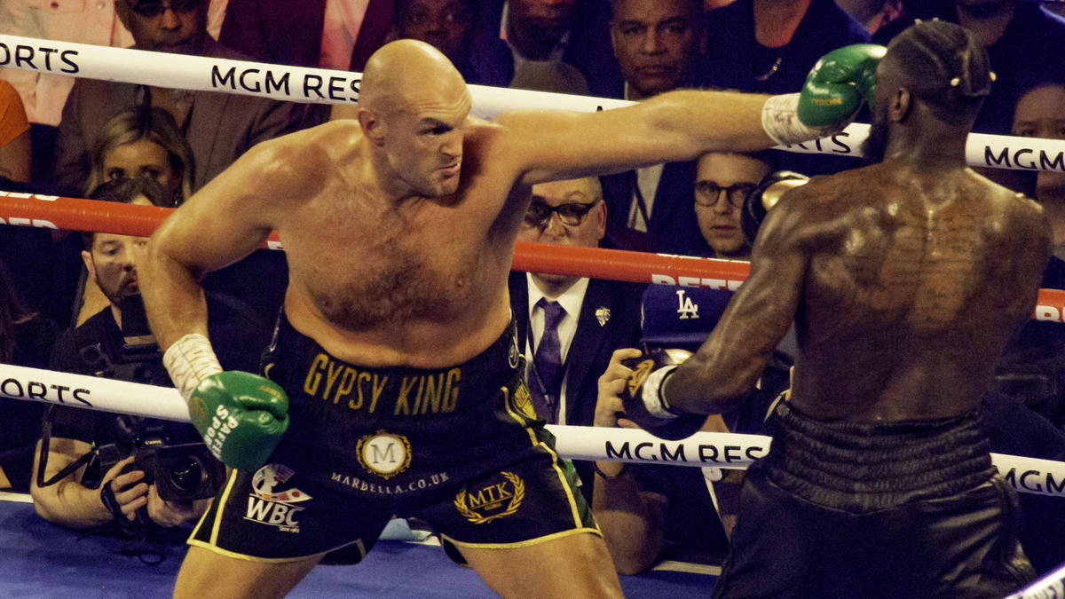 Fury verweigert dritten Wilder-Kampf