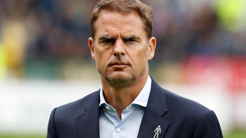 Topkandidat für den Posten des niederländischen Nationaltrainers: Frank de Boer