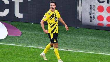 Giovanni Reyna traf gegen Gladbach zum 1:0 für den BVB