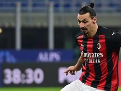 Solange der Körper michtmacht, will Zlatan Ibrahimović noch weitermachen