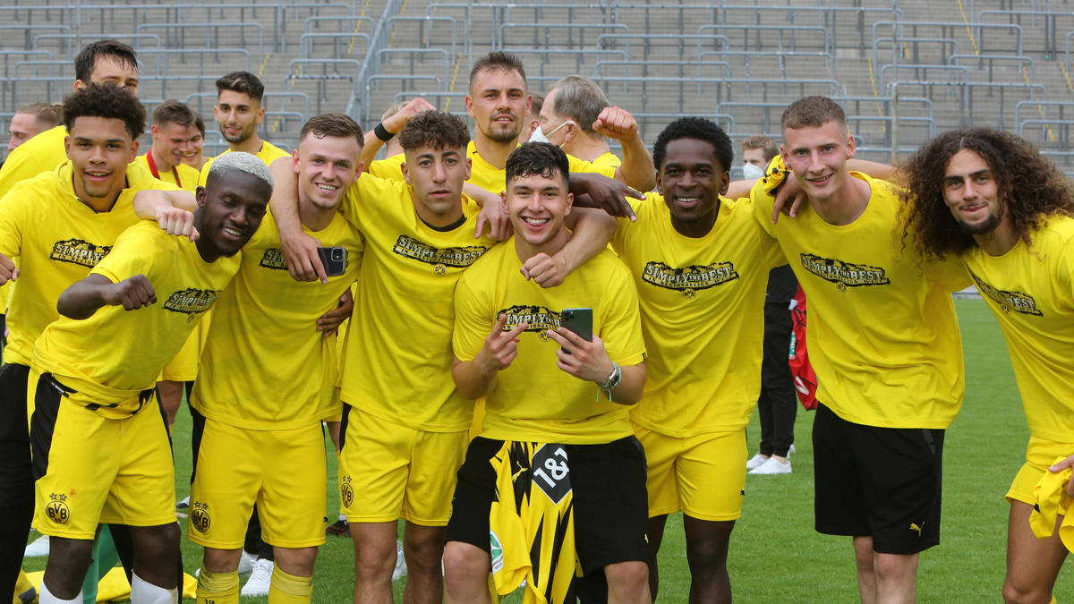Eklat durch feiernde BVB-Spieler
