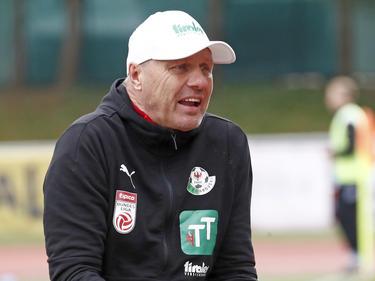 Ein neuer Mittelfeldspieler für Thomas Silberberger