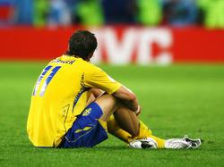 EM 2008: Schweden nach der Gruppenphase raus