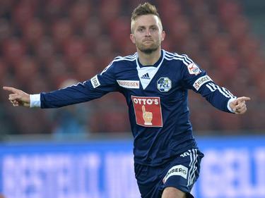 Jakob Jantscher wurde im Sommer 2014 vom FC Luzern verpflichtet