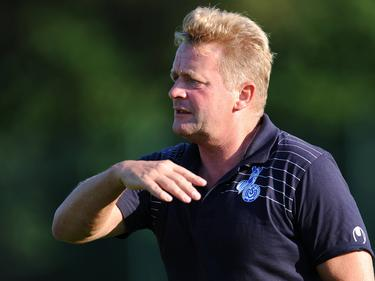 Zuletzt coachte Manfred Wölpper die Reserve des MSV Duisburg
