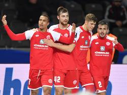 El Mainz está peleando por permanecer en la Bundesliga. (Foto: Getty)