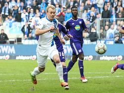 Julius Düker wechselt zum SC Paderborn