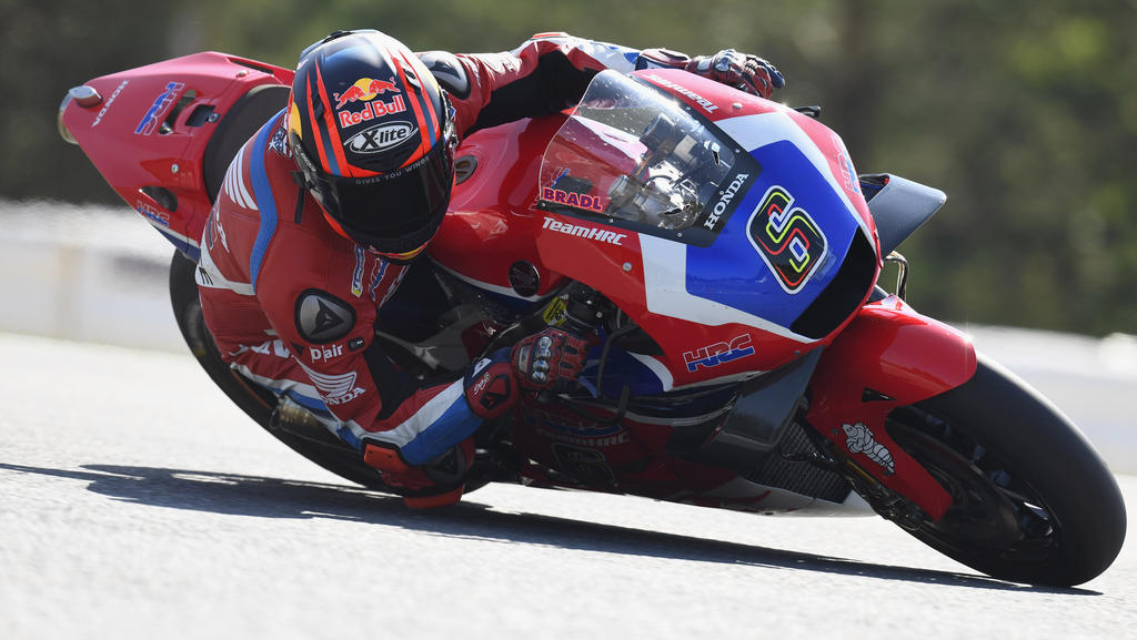 Misano war Stefan Bradls letzter MotoGP-Start 2018