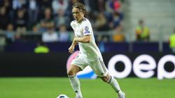 Luka Modric bekommt achtmonatige Haftstrafe